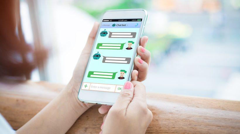 Chatboty v komunikaci s klienty
